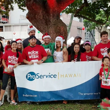 ProService Hawaii Help Us Raise Money Race Roster - Proservice hawaii