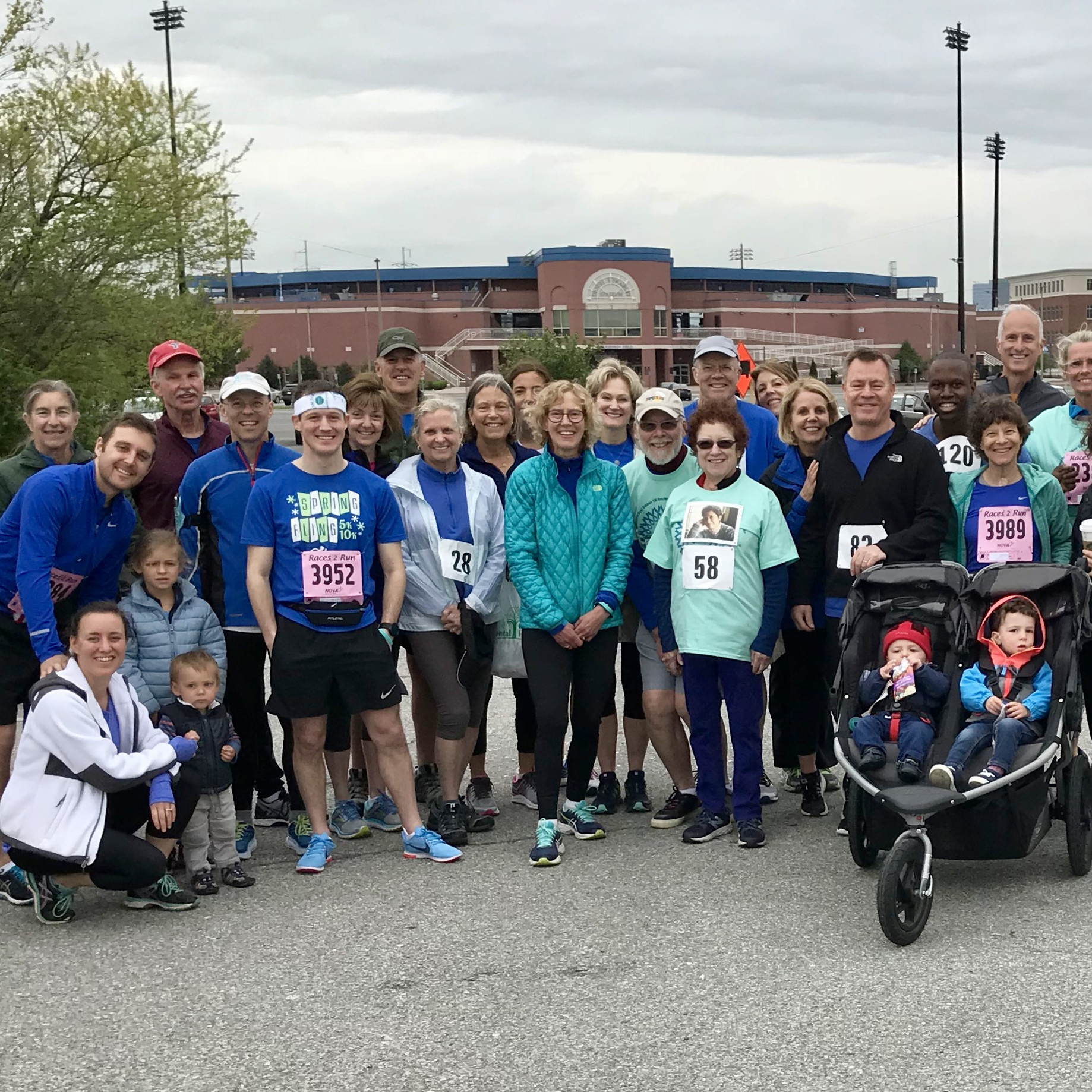 Participants 10th Docf Teal Ribbon 5k Run Walk To Fight Ovarian Cancer Race Roster Registration Marketing Fundraising