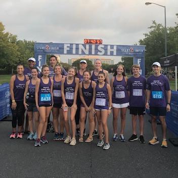 ISF Run Team