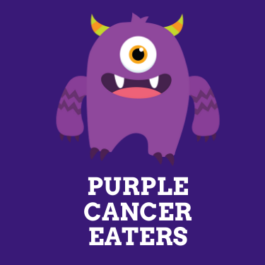 Purple Cancer Eaters