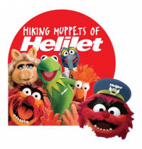 Hiking Muppets of Helijet