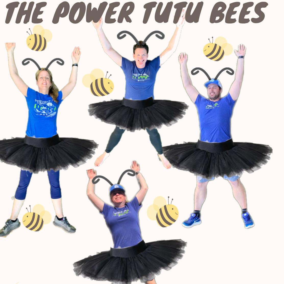 Power Tutu Bees