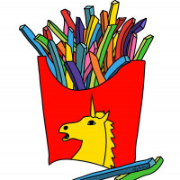 French Fries and Unicorns