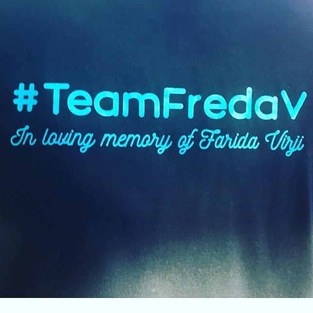 #TeamFredaV