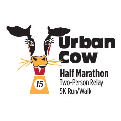 Urban Cow Half Marathon, 2-Person Relay & 5K