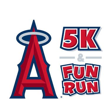 2018 angels baseball 5k fun run race roster