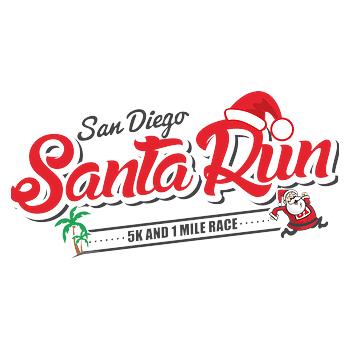 Store listings for San Diego Santa Run