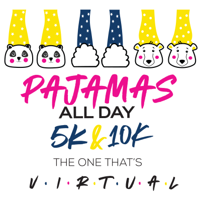 Store listings for Pajamas All Day 5K/10K