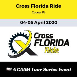 39th Annual Cross Florida Ride