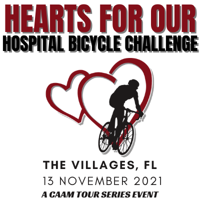 Store listings for Hearts for Our Hospital Bicycle Challenge
