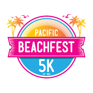 Store listings for Pacific Beachfest 5K