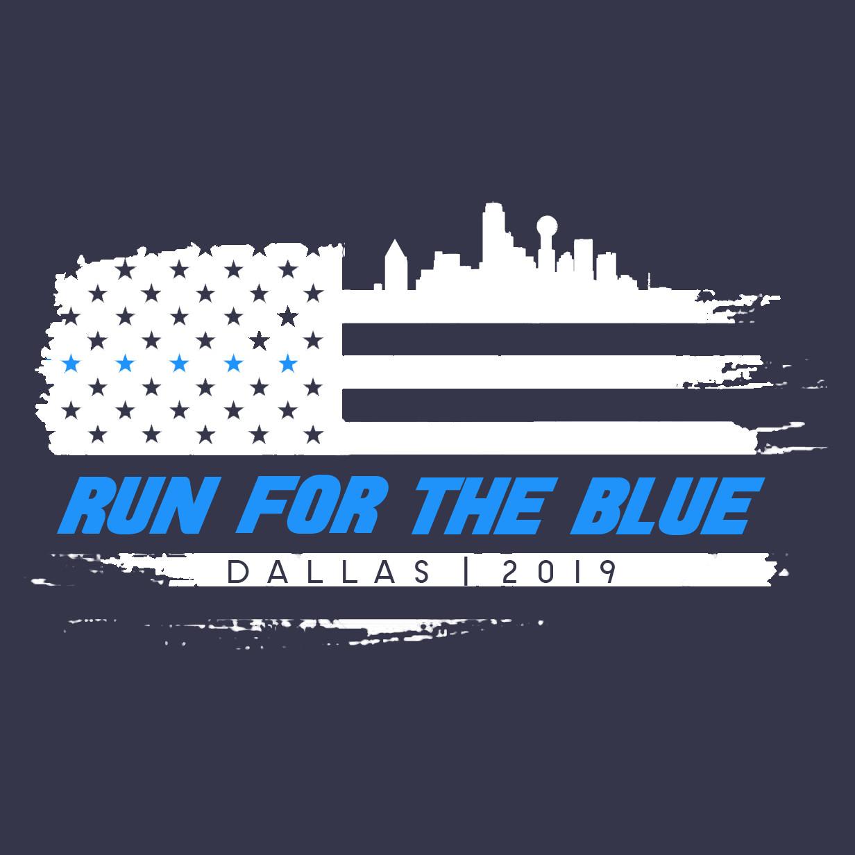 Run For The Blue Dallas 2019