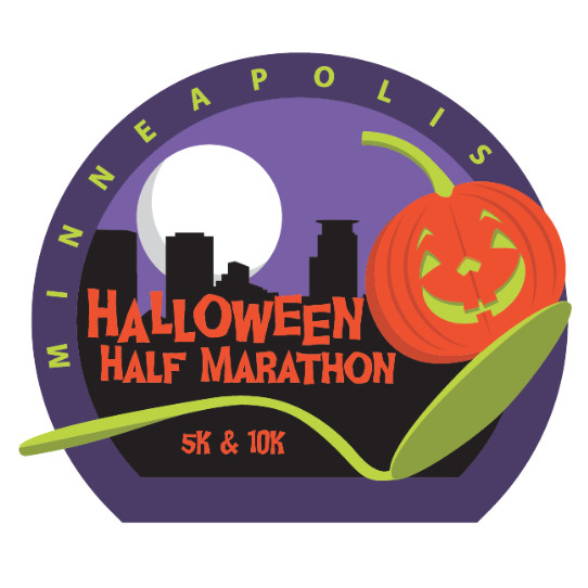 Halloween 2020 Minneapolis Mail me my bib! — Store — Minneapolis Halloween Half Marathon 2020