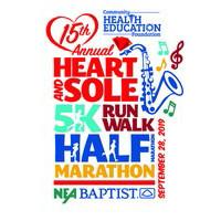 2019 — HEART & SOLE — Race Roster — Registration, Marketing