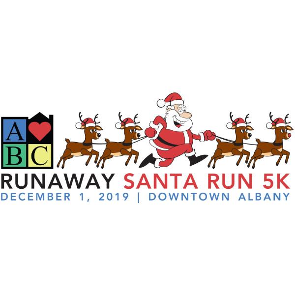 Abc Christmas Catalog 2019.2019 Abc House Runaway Santa Run Race Roster