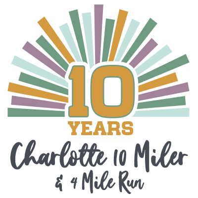 Store listings for Charlotte Virtual 10 Miler and 4 Mile Run 2021