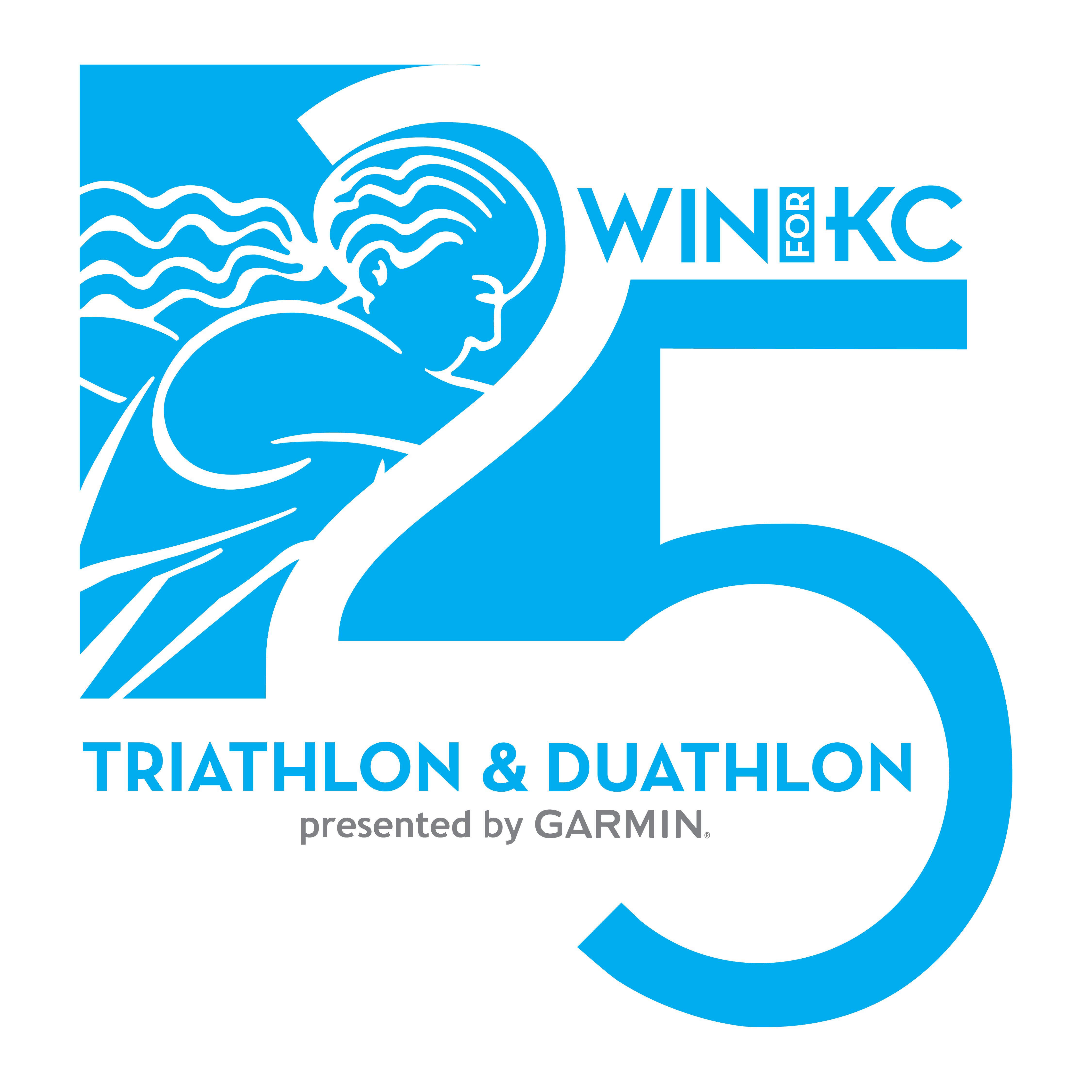 2019 — 2019 WIN for KC Women's Triathlon & Duathlon