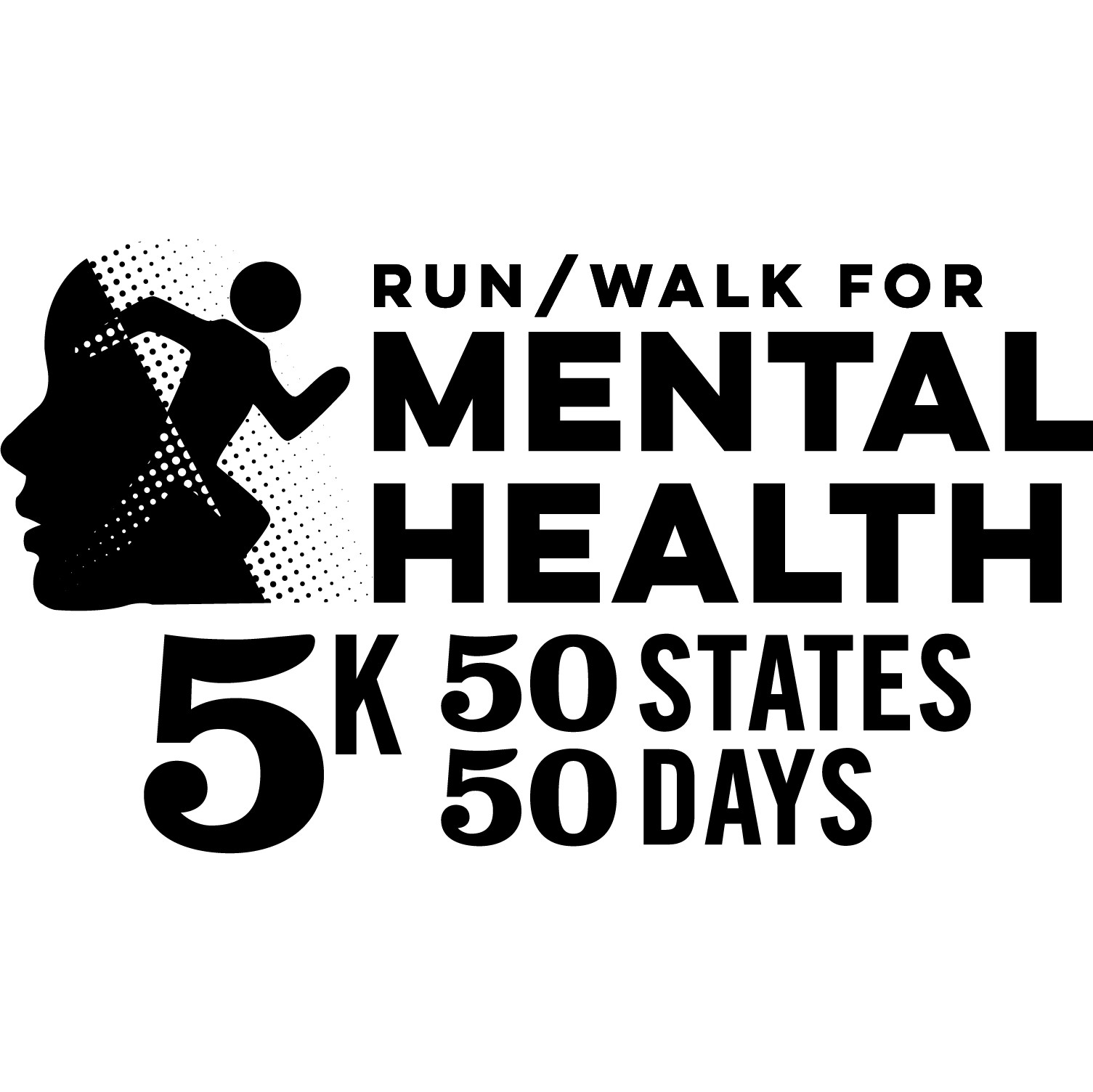 Auburn Al 2019 Run Walk For Mental Health 5k 50 States 50