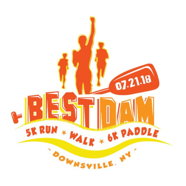 2018 — Best Dam 5K Run/Walk, 6K Paddle or 11K Paddle/Run