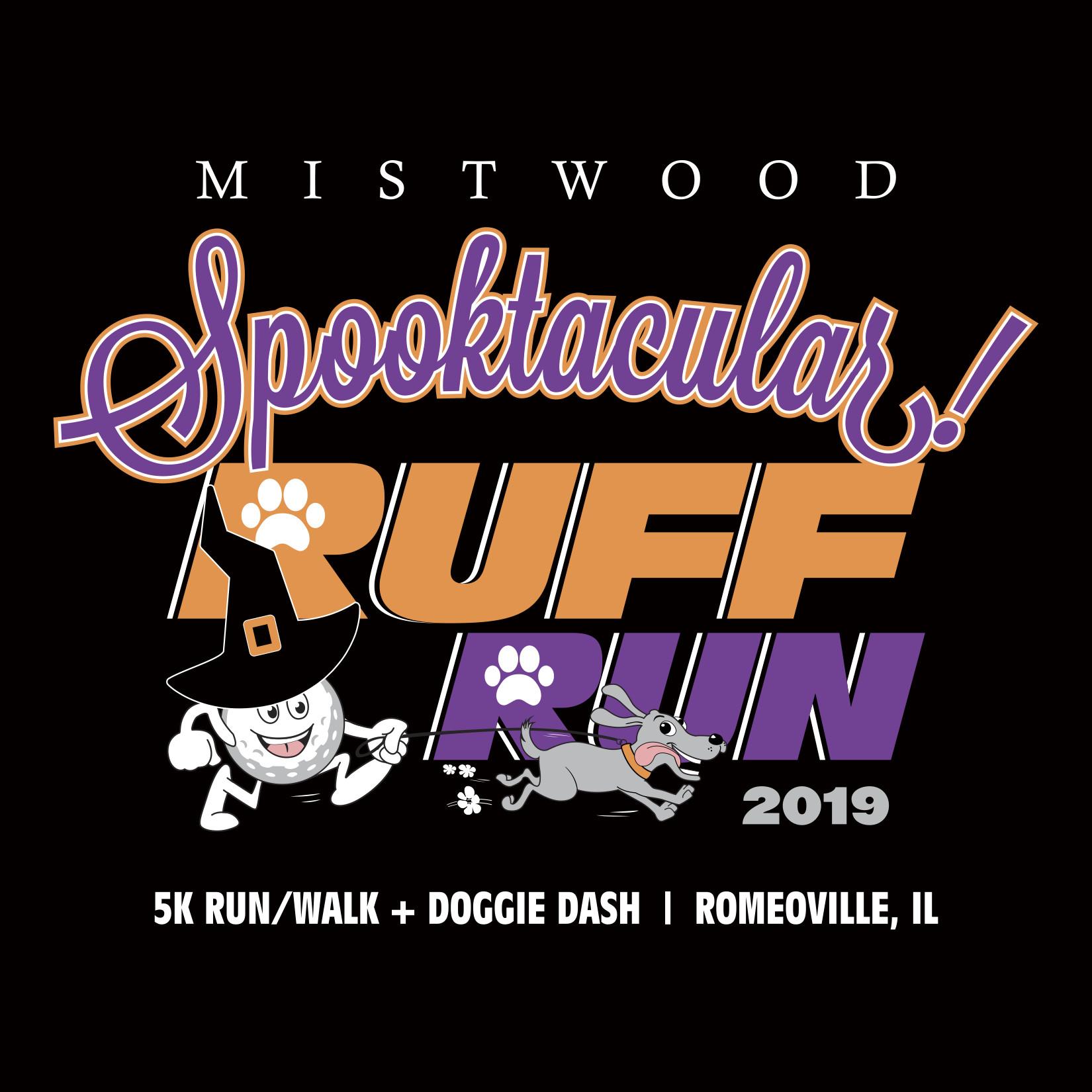Spooktacular Ruff Run