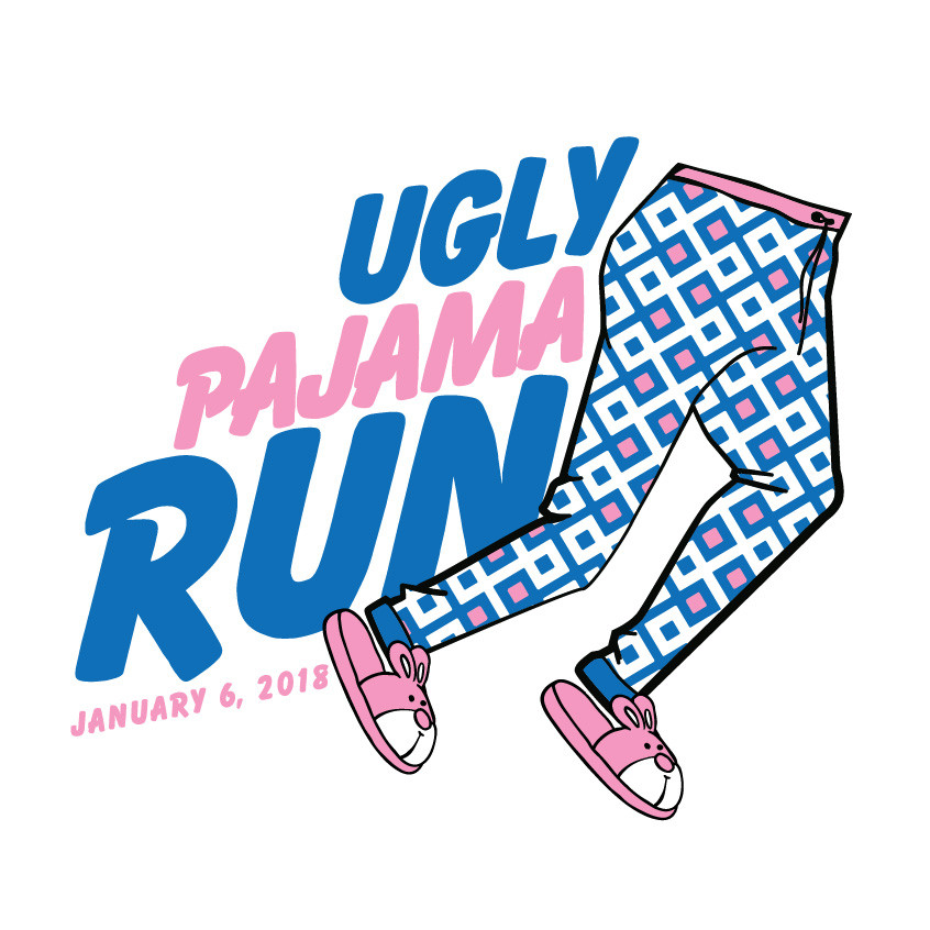 2019 | Ugly Pajama 5K Run — Race Roster