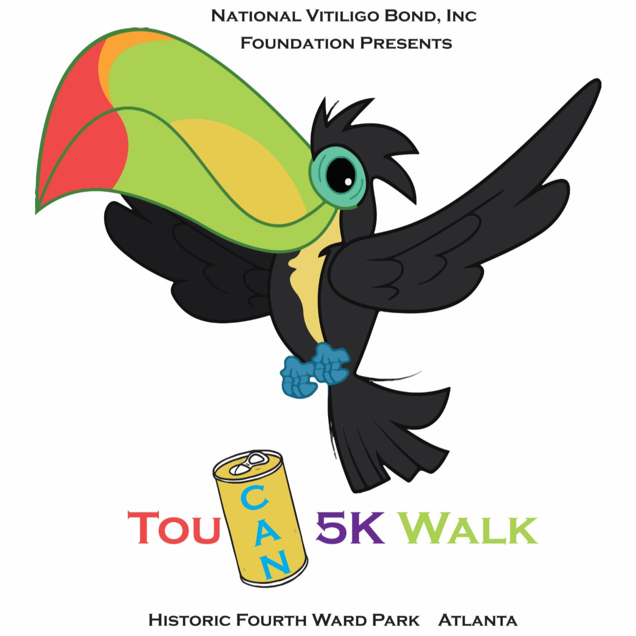 May The 4th Be With You Virtual Run: Vitiligo TouCan 5K Race, Run, & Walk — Race Roster