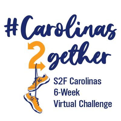 #Carolinas2gether Virtual Challenge