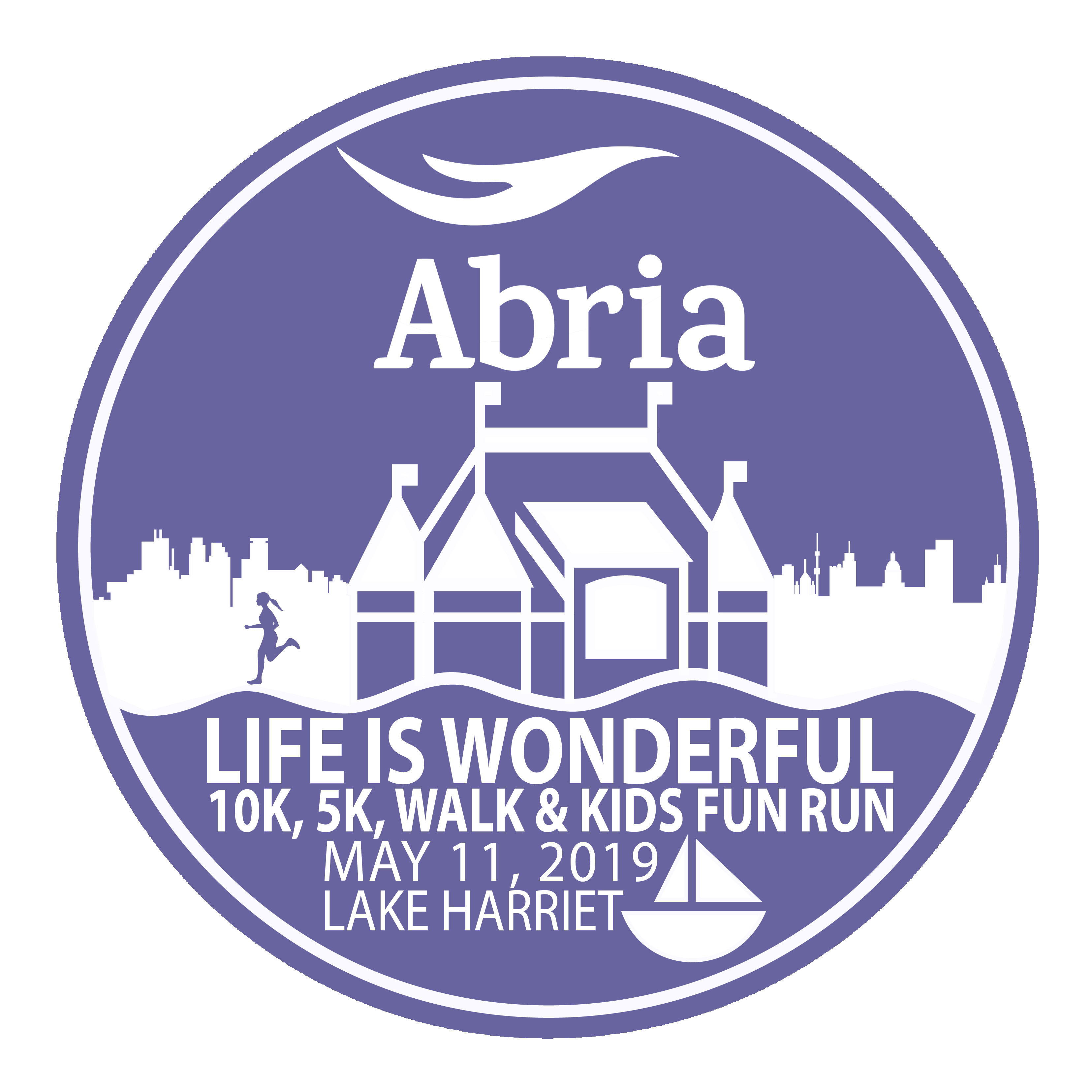 2019 — Abria Life is Wonderful — Race Roster — Registration