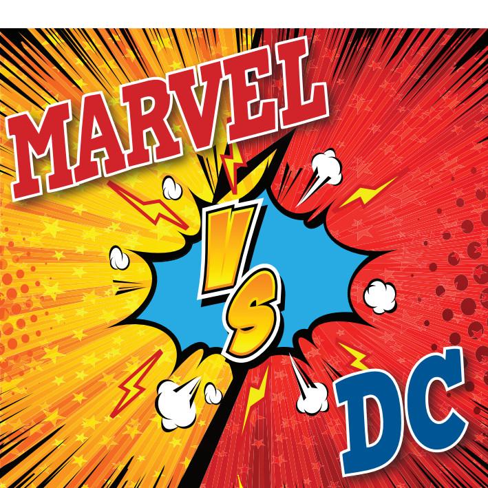 Blue Ridge SuperHero 5k Marvel Vs DC