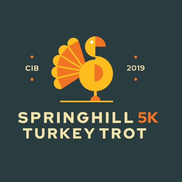 2019 — Springhill Turkey Trot — Race Roster — Registration