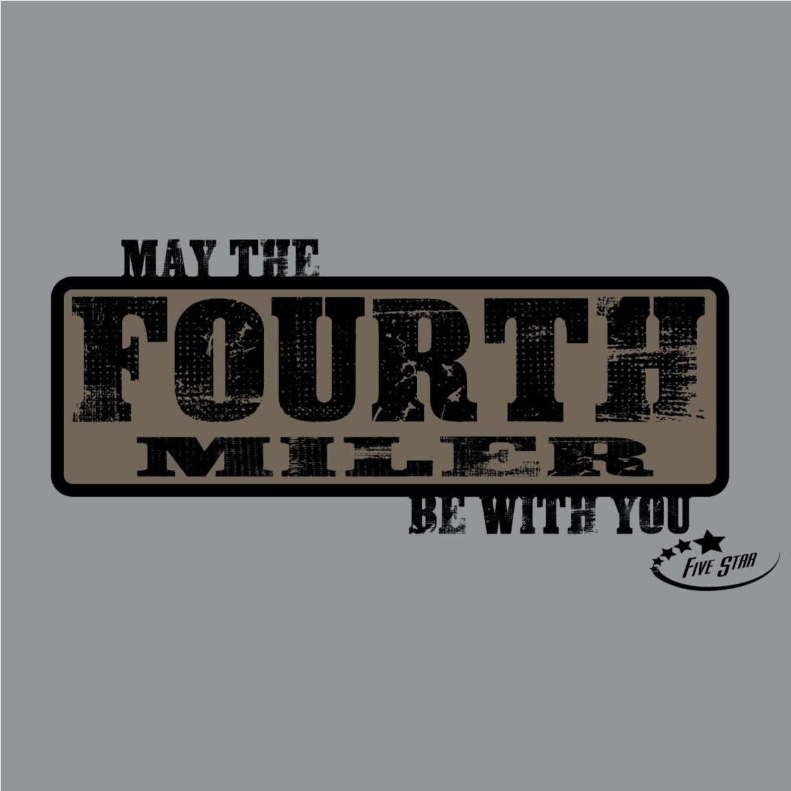 May The 4th Be With You Logo: May The 4th Miler Be With You — Race Roster