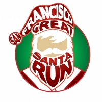 San Francisco Great Santa Run 5K/1mi