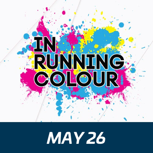 In Running Colour