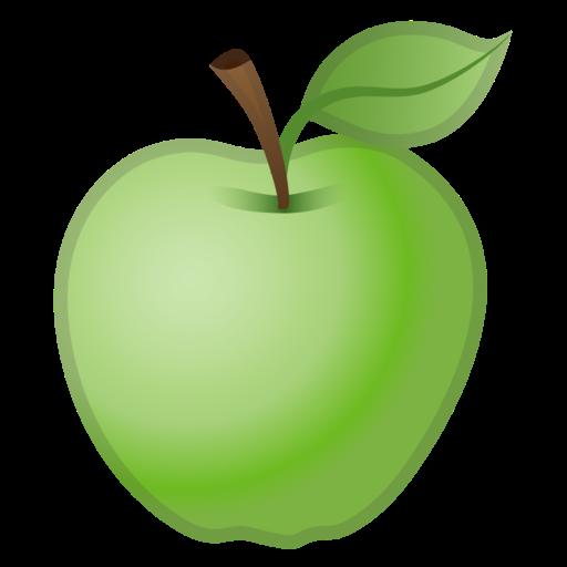 🍏 Green Apple Emoji