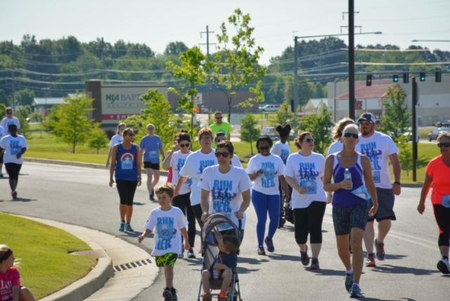 2019 — NEA Baptist Mother's Day 5K-2019 — Race Roster