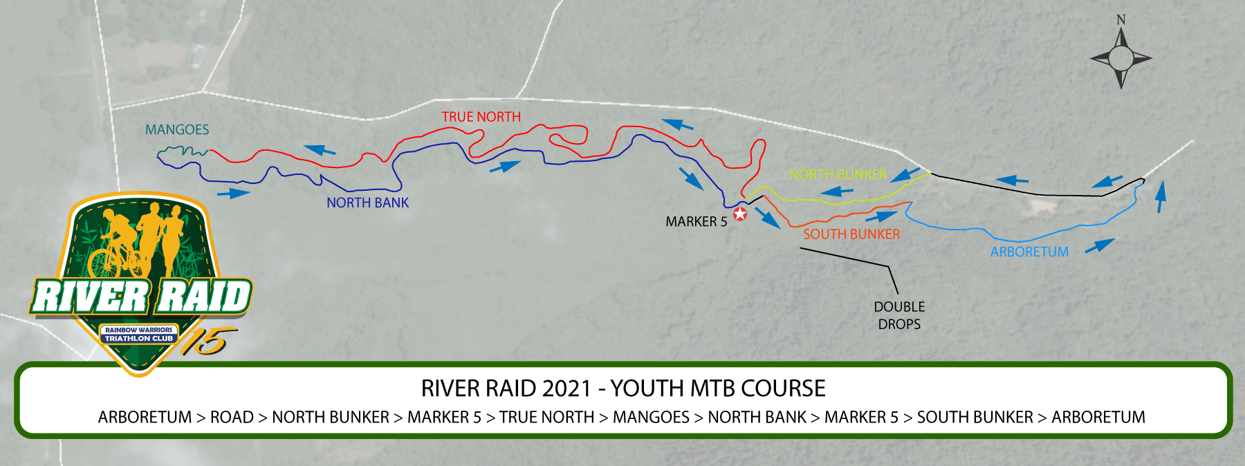 River Raid 2021 Youth Long Course map.png