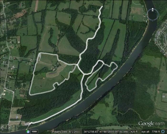 10km map