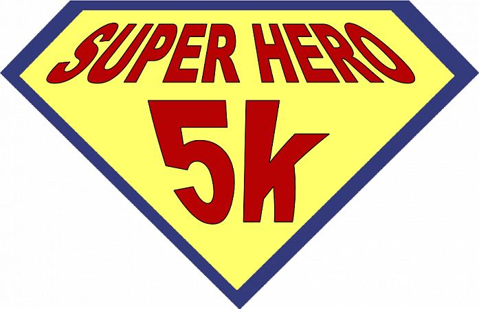 2016 — Super Hero 5K Run/Walk — Race Roster — Registration