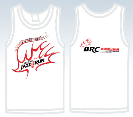 Jazz Run Swag - NB Singlets