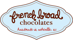 French Broad Chocolates Company Logo