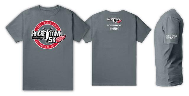 Hockeytown 5K 2017 - Sunday, September 10, 2017 - RM Races