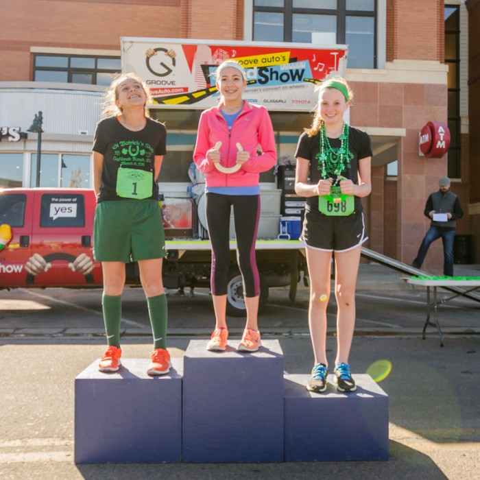 HRCA St. Patrick's Day 5K — Race Roster
