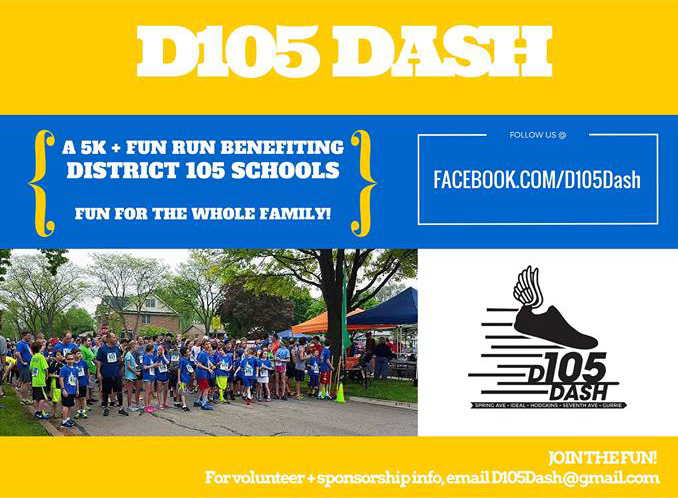 2018 — D105 DASH — Race Roster — Registration, Marketing