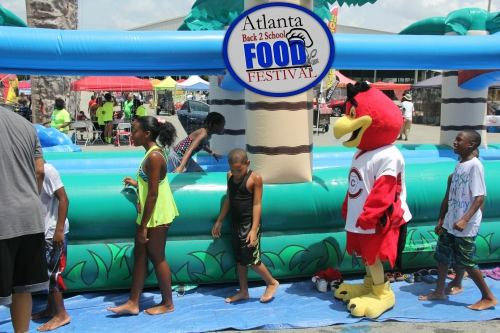 Free things to do in the summer music festival food atlfoodfest