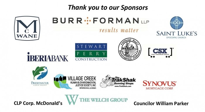 Thank you to our Sponsors 2016