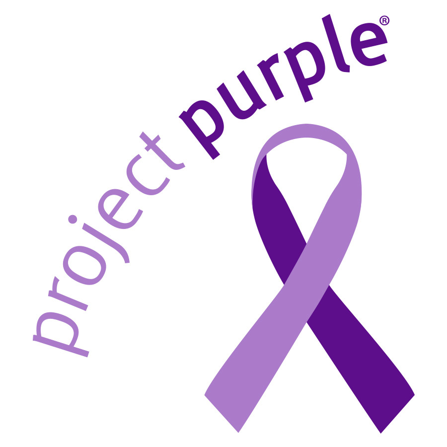 Donate to Project Purple - Race Roster