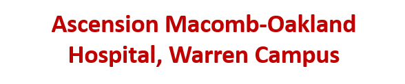 Ascension Macomb-Oakland Hospital, Warren Campus