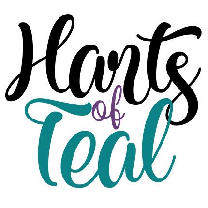 Harts of Teal