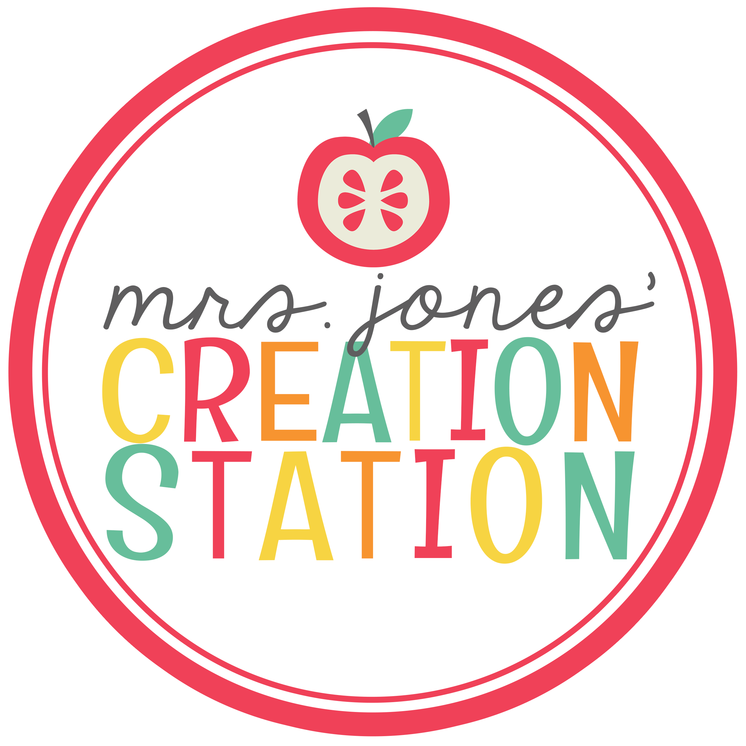 Mrs. Jones Creation Station