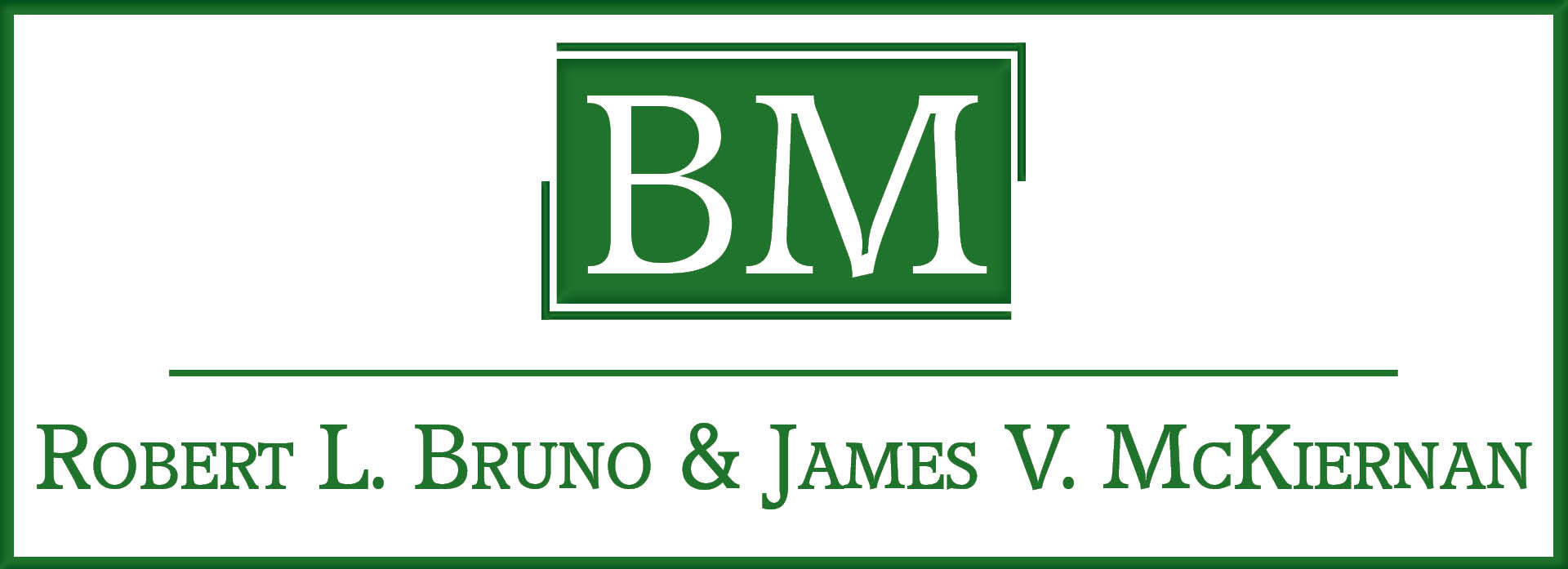 Robert L. Bruno & James V. McKiernan